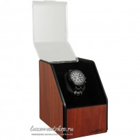 Шкатулка для автоподзавода одних часов LuxeWood LW101R