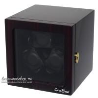 Шкатулка для автоподзавода трех часов LuxeWood LW130-51-6