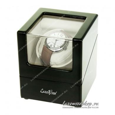 Шкатулка для автоподзавода одних часов LuxeWood LW411-5