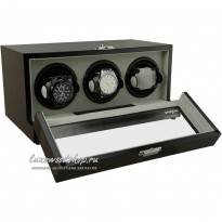 Шкатулка для автоподзавода трех часов LuxeWood LW503-5