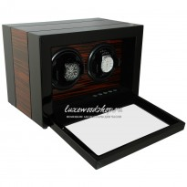 Шкатулка для автоподзавода двух часов LuxeWood LW542-5