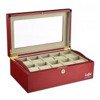 Шкатулка для хранения 10-и часов LuxeWood LW801-10-2