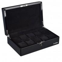 Шкатулка для хранения 10-и часов LuxeWood LW802-10-C1