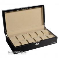 Шкатулка для хранения 12-и часов LuxeWood LW803-12-5