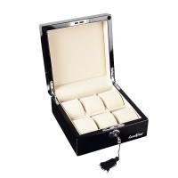 Шкатулка для хранения 6-и часов LuxeWood LW803-6-1