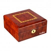Шкатулка для хранения 6-и часов LuxeWood LW803-6-3