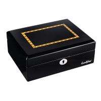 Шкатулка для хранения 8-и часов LuxeWood LW803-8-1
