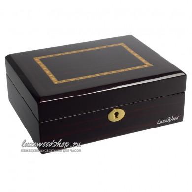 Шкатулка для хранения 8-и часов LuxeWood LW803-8-5
