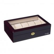 Шкатулка для хранения 10-и часов LuxeWood LW804-10-5