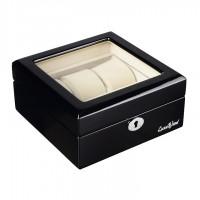 Шкатулка для хранения 6-и часов LuxeWood LW804-6-1