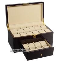 Шкатулка для хранения 20-и часов LuxeWood LW809-20-5