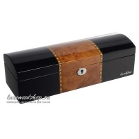 Шкатулка для хранения 6-и часов LuxeWood LW807-6-1