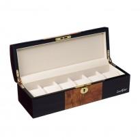 Шкатулка для хранения 6-и часов LuxeWood LW807-6-5