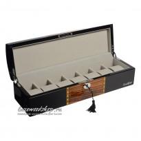 Шкатулка для хранения 7-и часов LuxeWood LW807-7-9
