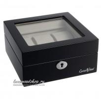 Шкатулка для хранения 6-и часов LuxeWood LW841-6-1