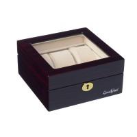 Шкатулка для хранения 6-и часов LuxeWood LW841-6-5